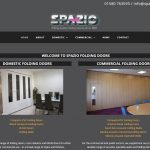 Spazio Folding Doors offers a wide range of folding doors, room dividers, bifold doors, concertina doors and folding partions. Their website is a comprehensive guide to everything they have to offer.