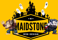 maidstone web design halloween